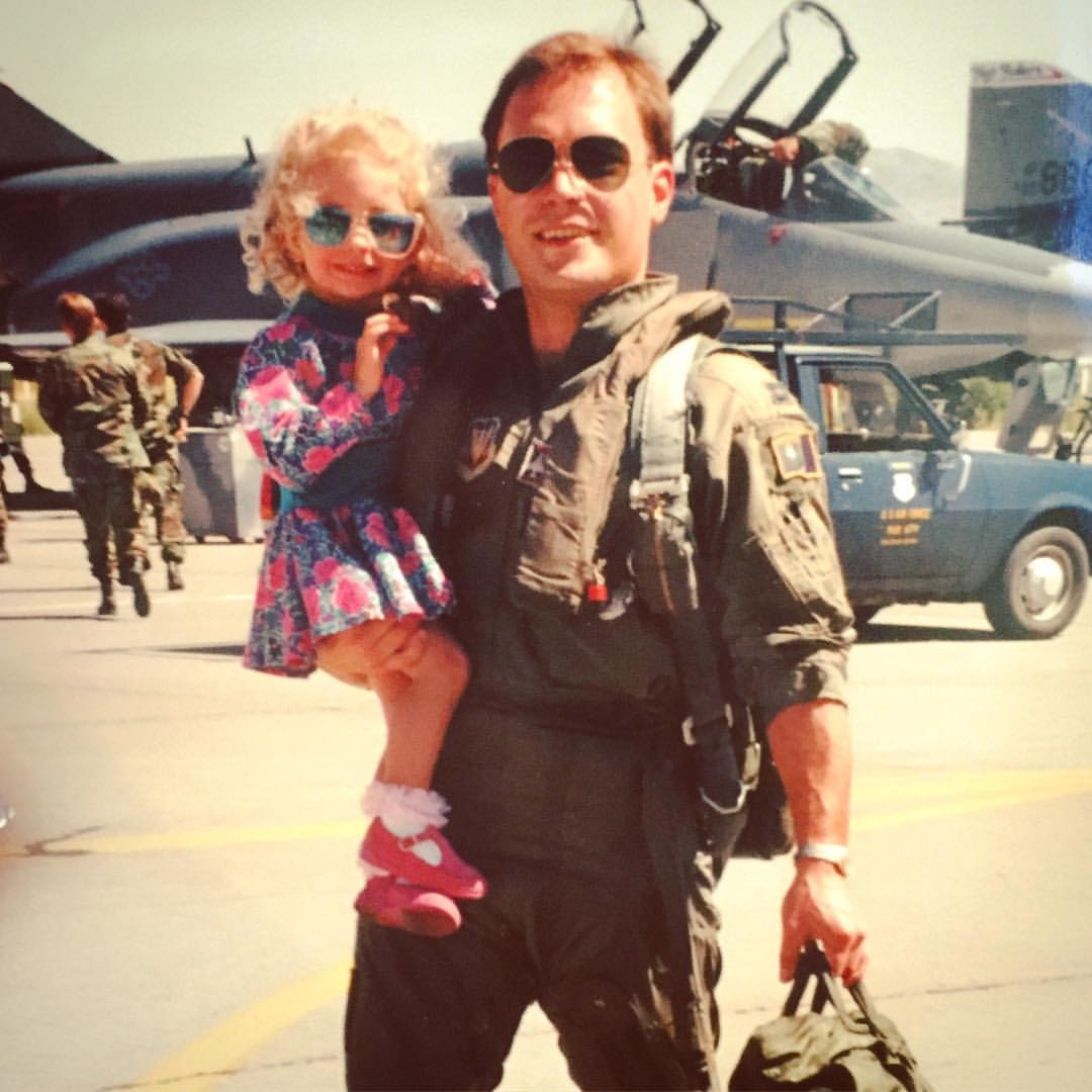 Uncomfortable: My Dad the Professional Badass – Growing up with a Lieutenant Colonel